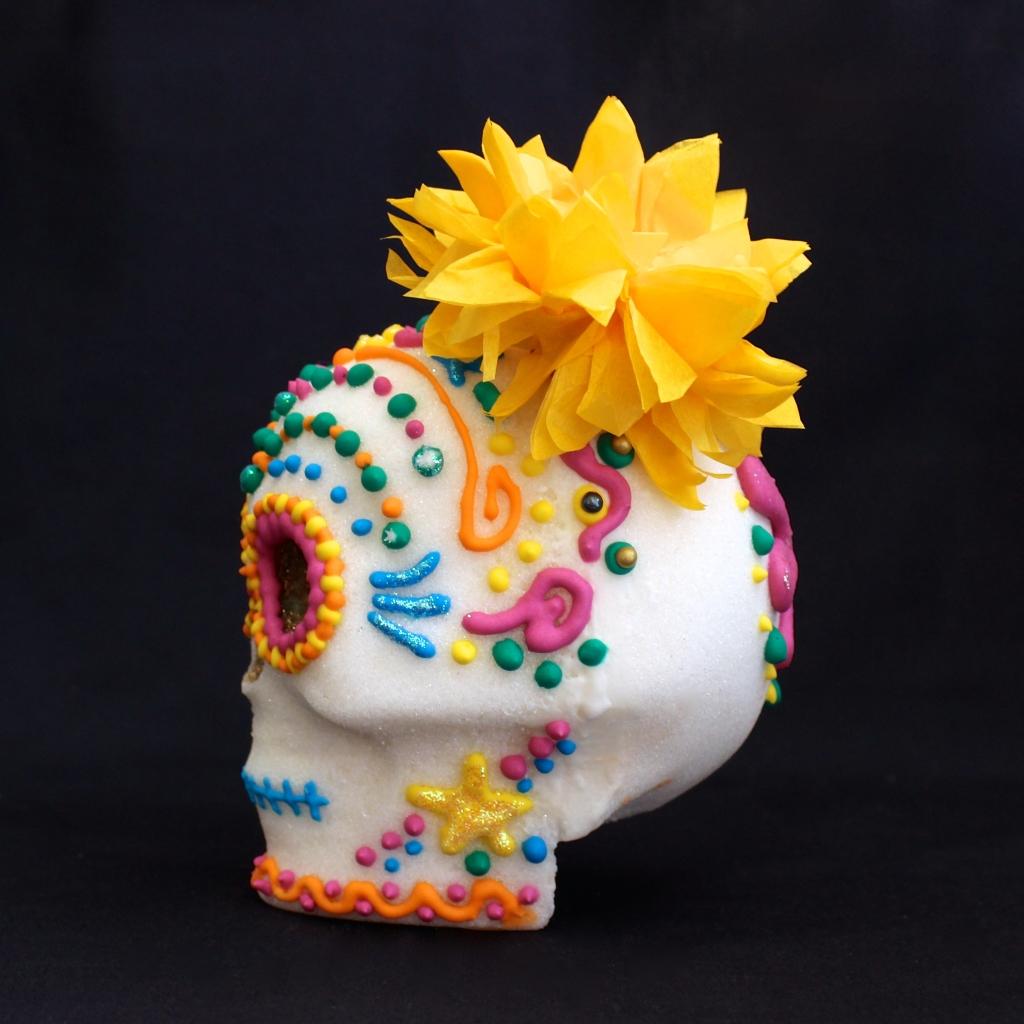 Sugar skull 3 retouch