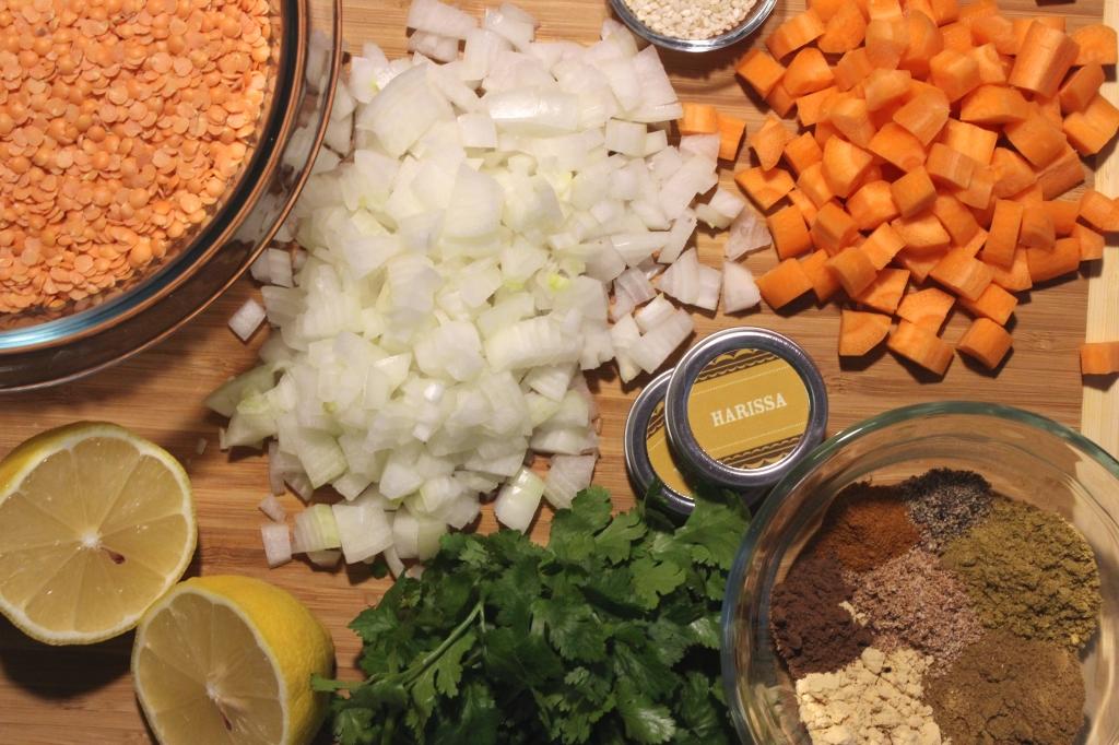 lentil puree ingredients