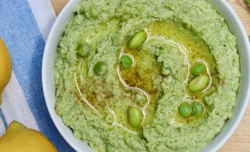 Pea and Parsley Dip